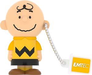 Charlie Brown Usb Flash Drive 8gb Stick 2.0