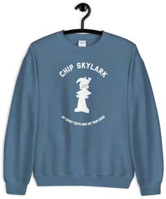 Chip Skylark Tour Sweatshirt
