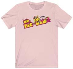 Classic Ms. Pac Man T Shirt