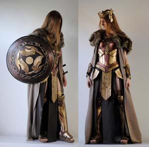 Complete Hippolyta Costume