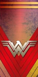 Cornhole Wonder Woman Decals