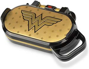 Dc Wonder Woman Pancake Maker