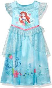 Disney Girls' Princess Fantasy Nightgown