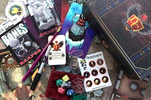 Dungeon Crate Box Subscription