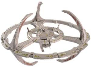 Eaglemoss Collection Ds9 Space Station