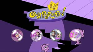 Fairly Odd Parents Button Pack