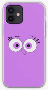Fairly Odd Parents Poof Face Iphone Case