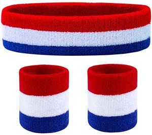 Favofit Headbands Wristbands