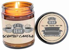 Friends Central Perk Coffee Candle