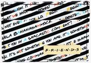 Friends Quotes Cardholder
