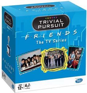 Friends Trivial Pursuit Tv Series