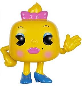 Funko Pop Games Ms. Pac Man