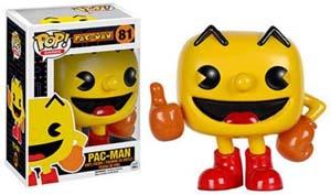 Funko Pop Games Pac Man Action Figure