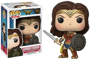 Funko Pop Movies Dc Wonder Woman Toy