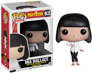 Funko Pop Movies Pulp Fiction Mia Wallace Vinyl Figure