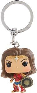 Funko Pop Dc Wonder Woman Keychain