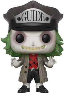 Funko Pop Horror Beetlejuice With Hat Collectible Figure