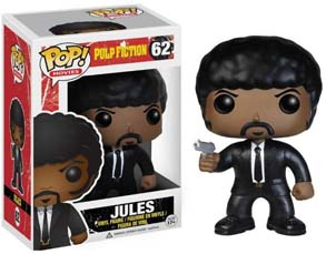 Funko Pop Jules Winnifield Vinyl Figure