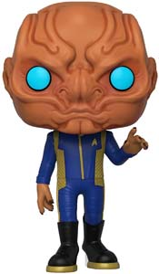 Funko Pop Star Trek Saru Figurine