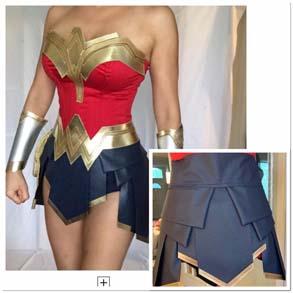 Gal Gadot Wonder Woman Skirt