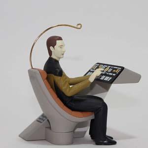 Hallmark Star Trek's Commander Data Ornament