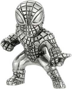 Hand Finished Spider Man Miniature Figurine Gift