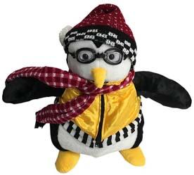 Huggsy The Penguin Doll Friends Tv Show Plush