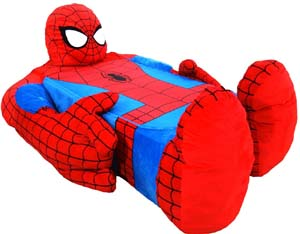 Incredibeds Spider Man Bed Cover
