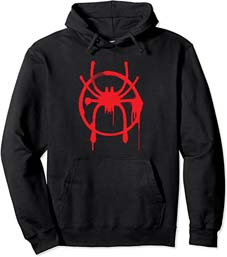 Into The Spiderverse Hoodie