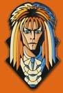 Jareth The Goblin King Enamel Pin