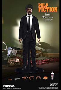 Jules Winnfield 1 To 6 Scale Action Figure
