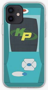 Kim Possible Beeper Phone Case