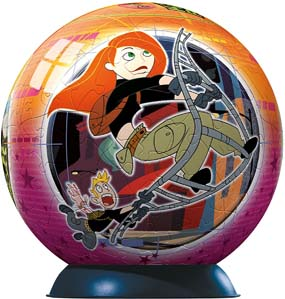 Kim Possible Puzzleball