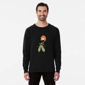 Kim Possible Sweatshirt