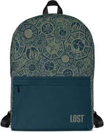 Lost Dharma Initiative Backpack