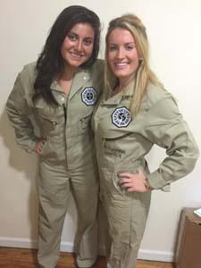 Lost Dharma Initiative Costume