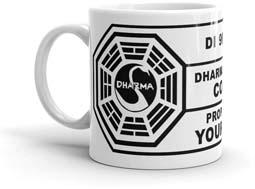 Lost Dharma Initiative Personalized Mug