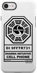 Lost Dharma Initiative Phone Case