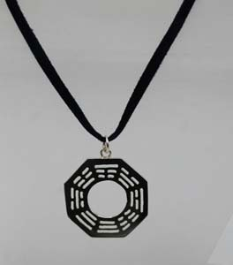 Lost Dharma Pendant Necklace