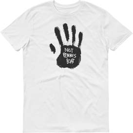 Lost Not Pennys Boat T Shirt