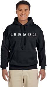 Lost Numbers Hoodie
