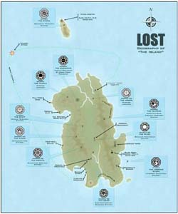 Lost The Island Poster