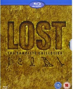 Lost The Complete Series Blu Ray