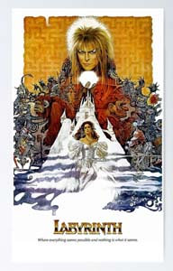Labyrinth Poster Where Everything Seems Possible