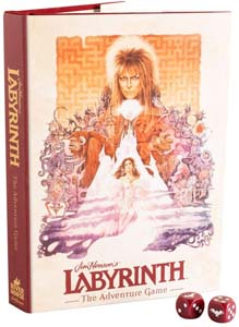 Labyrinth The Adventure Game Book