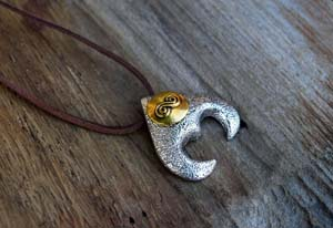 Labyrinth The Goblin King Costume Necklace
