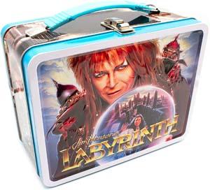 Labyrinth Tin Lunchbox