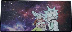 Large Gaming Mouse Pad Rick & Morty Style