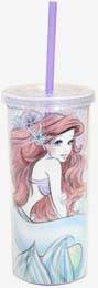Little Mermaid Travel Cup