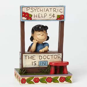 Lucy Doctor Figurine